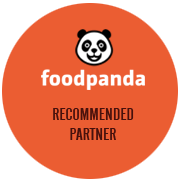 Certified foodpanda partner